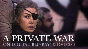 A Private War | Trailer | Own it now on Blu-ray, DVD & Digital - YouTube