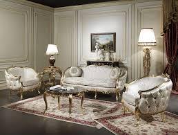 Italian classic living room Venezia