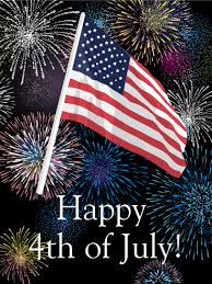 happy 4th of july card image