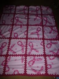 22 best Ribbon quilt ideas images on Pinterest | Blankets, Breast ... & breast cancer blanket approx 4'x 5' sale 35.00 Adamdwight.com