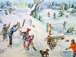 Сочинение на тему Мои зимние каникулы