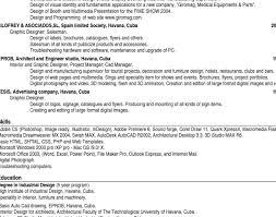 resume : Narrative Resume Wonderful Interior Design Resume Resume .