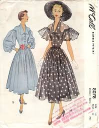 Retro Dress Patterns Classy McCall 48 Vintage Clothing Fashion Print Ads Photos Pinterest