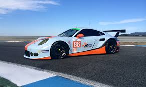 new car press releaseNEW CAR FOR GULF RACING IN ELMS  Gulf Racing