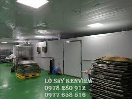 Bàn giao dự án lò sấy thực phẩm Kenview... - Máy Sấy Nông Sản Công Nghiệp  Kenview