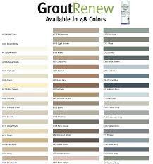 Ardex Grout Colors Lanoire Info