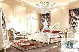 decoration: Bedroom Furniture Sets Ha Royal Luxury White High Gloss ...