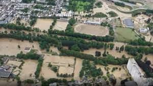 شاهد من الجو.. فيضانات كارثية تضرب ألمانيا وتقتل العشرات - CNN Arabic