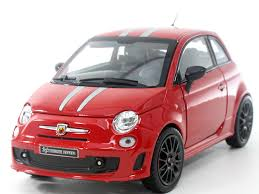 Both ferrari and abarth were established as manufacturers after the end of world war ii. Bburago 18 21070 Fiat Abarth 695 Tributo Ferrari 1 24 Red Bt Diecast