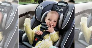 graco 4ever extend2fit 4 in 1 car seat 100 bed bath beyond gift card just 349 99 shipped