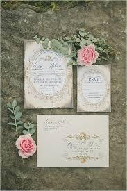 Vintage Wedding Invitation Soft Southern Dream Inspiration Invitations Paper Wedding