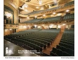 Shubert Theater Nyc Seating Chart Shubert Theatre Nyc In 2019 Shubert Theater Shubert