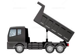 ダンプトラック イラスト素材 5895612 フォトライブラリー