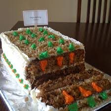 Fun Birthday Carrot Cake Food And Yummies Carrot Cake Cake