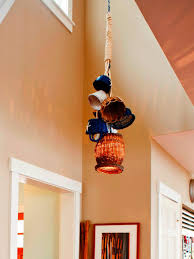 homemade lighting ideas. Lighting:Homemade Light Fixtures Drop Gorgeous Brighten Up With These Diy Home Lighting Ideas Hgtvs Homemade I