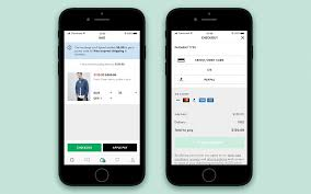 Good App Design Examples How To Create A Shopping App For Business App Design