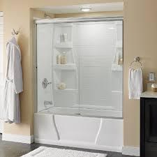 home depot shower doors breathtaking delta interior design 15