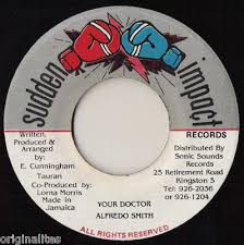 Alfredo Smith – Your Doctor (1988, Vinyl) - Discogs