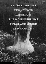 Dangerous Beauty Quotes Best of Quotes About Dangerous Beauty 24 Quotes