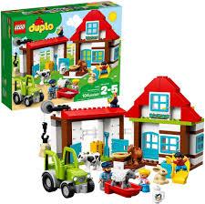 23 bộ Lego Duplo dành cho bé từ 1 đến 3 tuổi - Đồ Chơi Trẻ Em Nhập Khẩu Cao  Cấp