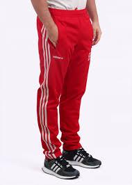 adidas 83 c. 83-c track pants - red adidas 83 c ,