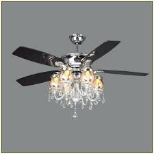 deco crystal chrome universal ceiling fan light kit chandelier with crystals home design ideas dream fans acrylic crystal chandelier type ceiling fan