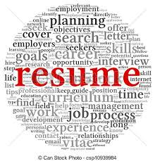 Resume Assistance/Interview Skills Resumeclipart