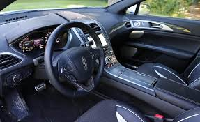 2018 lincoln mkz interior. contemporary interior also added is a floating center console this has become commonly used  features within contemporary cars and it provides lot more storage capacity than  with 2018 lincoln mkz interior s
