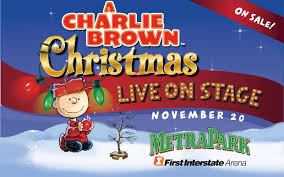 Billings Gazette Admission To A Charlie Brown Christmas