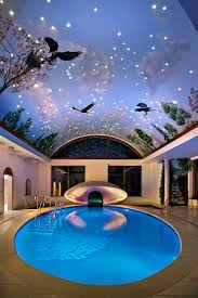 ... Magnificent Indoor Ceiling Swimming Pool Design Circly ...
