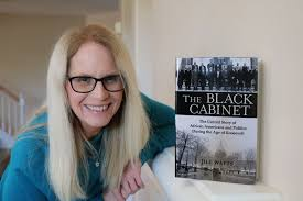 History Professor Writes Book About Little-known 'Black Cabinet' of FDR Era