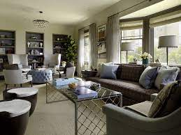 how to furnish a long narrow room