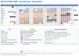 Calendars University Of Maryland School Of Medicine