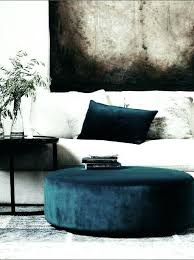 round teal ottoman catchy large round ottoman with best round ottoman ideas on home furnishings teal round teal ottoman
