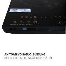Bếp Điện Từ Sunhouse SHD6800 - Tặng Kèm Nồi Lẩu - Hàng chính hãng - Bếp  điện từ đơn