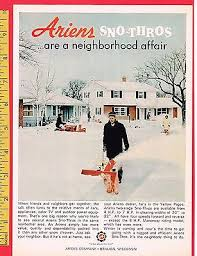 vintage snowmobile magazine 3 trainers4me vintage 1971 ariens sno thros snow blower 7 5 x 10 5 original color ad