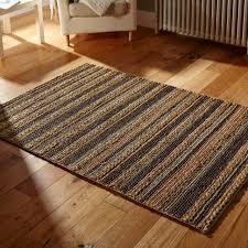 lavishly rubber backed rugs lyla zebra brown beige animal print stripes modern mat non slip