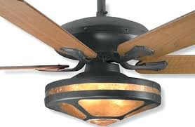 mission style ceiling fan with light kit archives dop