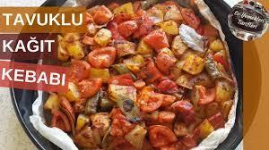 Tavuklu Kağıt Kebabı Tarifi - Kağıt Kebabı Nasıl Yapılır? - Ev Yemekleri  Tarifleri - YouTube