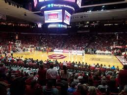 Lloyd Noble Center Interactive Seating Chart
