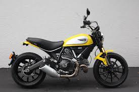 2016 ducati scrambler icon yellow for sale in fort myers fl gulf