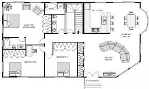 Small Picture Home Blueprint Blueprint Example Section Elevation House