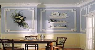 decorative wall molding designs