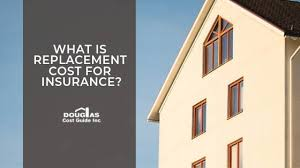 It takes into account current construction techniques, prices for labor and materials, and the location of your home. What Is Replacement Cost For Insurance Douglas Cost Guide