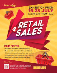 Free For Sale Flyer Template Retail Sales Free Business Flyer Template Download Free