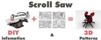 Free Scroll Saw Patterns Pdf Classy Make CNC DIY Projects Products MakeCNC