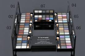 mac eyeshadow palette blush 10 color mac makeup mac makeup brushes set
