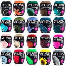 Dylon Dye Colour Chart Dylon Machine Dye Clothes Fabric Dye _ 350g Colour Pods _