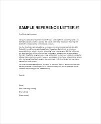 Student Recommendation Letter Sample Reference Letter Kindergarten Student Evoo Tk