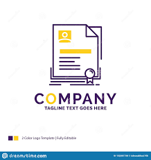 Logo Design Contract Template Company Name Logo Design For Contract Badge Business